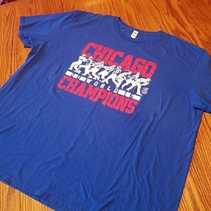 Chicago Cubs 2016 Champions shirt